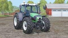 Deutz-Fahr Agrofarm 430 TTꝞ pour Farming Simulator 2015