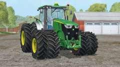 John Deere 7Ձ00R pour Farming Simulator 2015