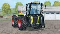 Claas Xerion 4000 Saddle Trac pour Farming Simulator 2015