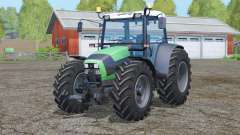 Deutz-Fahr Agrofarm 430 TTV〡FL console pour Farming Simulator 2015