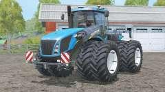 New Holland T9.700 〡 lumières inversées automatiques pour Farming Simulator 2015