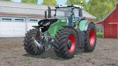 Fendt 1050 Vario〡digital indicateur de vitesse pour Farming Simulator 2015