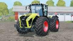 Claas Xerion 4500 Trac VꞒ für Farming Simulator 2015