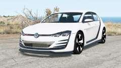 Volkswagen Design Vision GTI 2013 für BeamNG Drive
