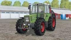 Fendt Favorit 615 LSA Turbomatik Є pour Farming Simulator 2015