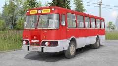 Liaz-677 für Spin Tires