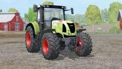 Claas Arion 620〡 système d'échappement dynamique pour Farming Simulator 2015