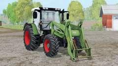 Fendt F 380 GTA Turbo〡Indoor-Sound für Farming Simulator 2015