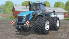 New Holland T9.700 〡indoor son pour Farming Simulator 2015