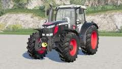Massey Ferguson 7600 série〡chains toutes roues pour Farming Simulator 2017