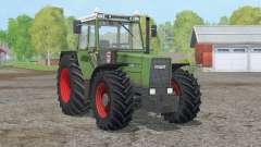 Fendt Favorit 611 LSA Turbomatik E〡IC pour Farming Simulator 2015