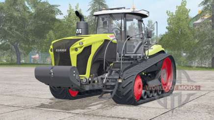Claas Xerion 4000 TerraTraƈ für Farming Simulator 2017