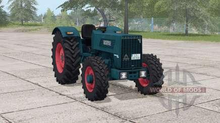 Hanomag Robuste 900 A〡omyvatelne pour Farming Simulator 2017