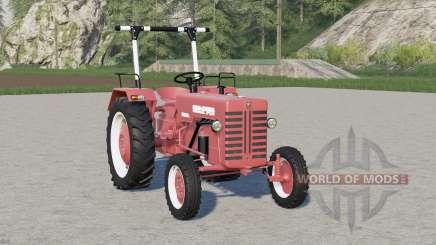 International Harvester D-430〡visual extras pour Farming Simulator 2017
