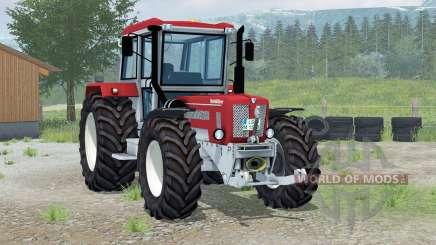 Schluter Super 1500 TVL〡 planches d'avertissement pour Farming Simulator 2013