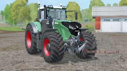 Fendt 1050 Vario〡Sun Visier für Farming Simulator 2015