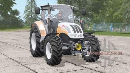 Steyr 4000 Multi〡FL Konsolenoption für Farming Simulator 2017