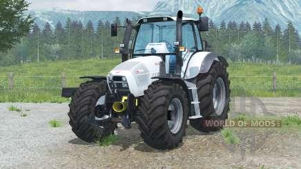 Hurlimann XL 130 〡 lumières inversées automatiques pour Farming Simulator 2013