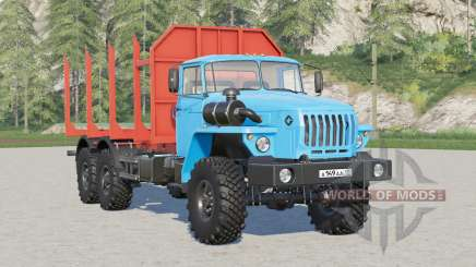 Ural-4320-60 sorty〡autoload für Farming Simulator 2017