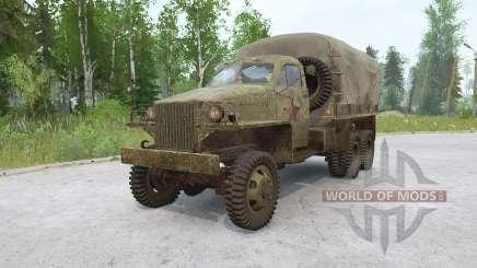 Studebaker US6 1943 für MudRunner