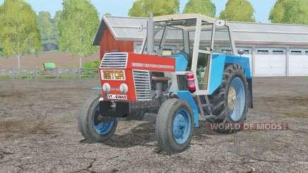 Zetor Crystal 8011〡amovible essieu avant pour Farming Simulator 2015