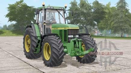 John Deere 7800〡wischer animiert pour Farming Simulator 2017