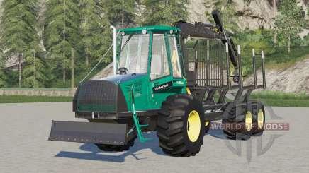 Timberjack 1110D 6W für Farming Simulator 2017