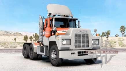 Mack R-series v1.8 für American Truck Simulator