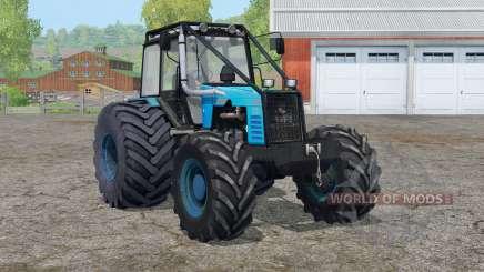 MTH-1221 Biélorussie〡prodefense clôture pour Farming Simulator 2015