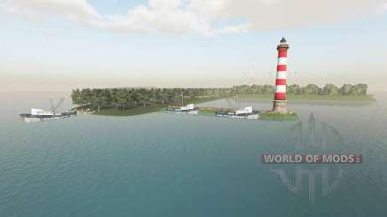 Kleindorf am Meer für Farming Simulator 2017