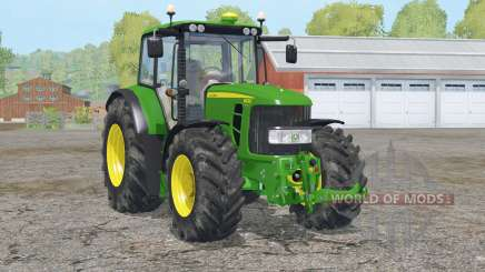 John Deere 6930 Premium〡faltender Vorderarm für Farming Simulator 2015