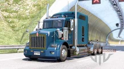 Kenworth T800 v1.2 pour Euro Truck Simulator 2