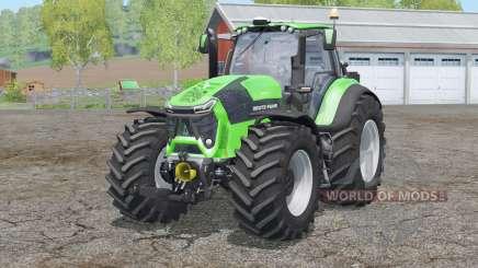 Deutz-Fahr 9340 TTV Agrotroᵰ für Farming Simulator 2015