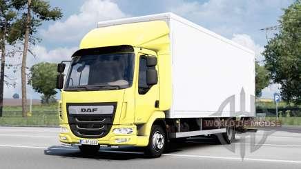 DAF LF FA Day Cab 2017 v1.1 für Euro Truck Simulator 2