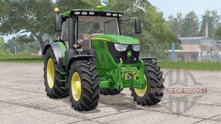 John Deere 6R série〡 colonne de direction réglable pour Farming Simulator 2017