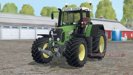 Fendt 820 Vario TMS〡faltung vorderer Arm für Farming Simulator 2015