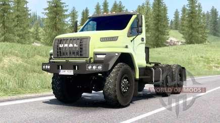 Ural Weiter (44202-5311-74E5) v1.5 für Euro Truck Simulator 2