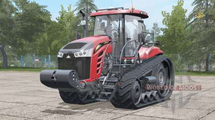 Challenger MT700E series pour Farming Simulator 2017