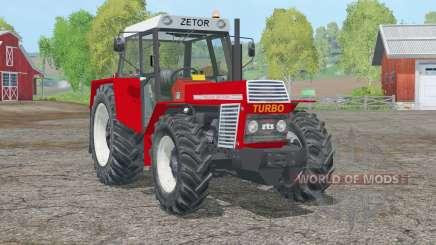 Zetor 16045 〡 piècesanimées pour Farming Simulator 2015
