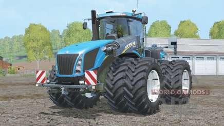 New Holland Ƭ9.670 für Farming Simulator 2015