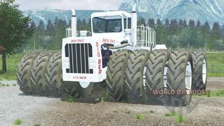Big Bud 16V-747〡sixteen roues pour Farming Simulator 2013