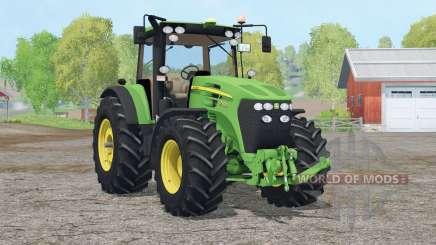John Deere 7930〡extragewichte für Farming Simulator 2015