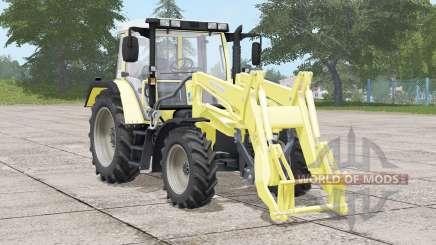Fendt F 380 GTA Turᶀo für Farming Simulator 2017