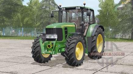 John Deere 6030 Premiuӎ für Farming Simulator 2017