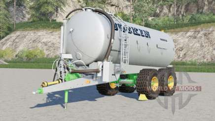 Joskin Modulo2 16000 MEB〡RäderKonfigurationen für Farming Simulator 2017