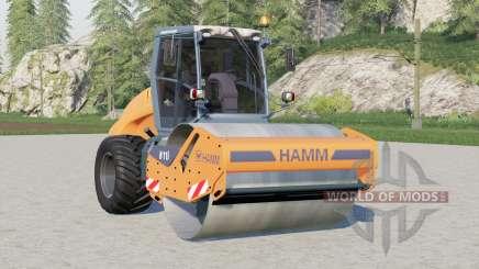 Hamm H 11i pour Farming Simulator 2017