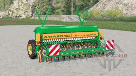 Amazone D8-30 Super〡avec largeur variable pour Farming Simulator 2017