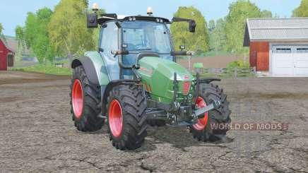 Hurlimann XM 130 T4i〡kleine Texturkorrekturen für Farming Simulator 2015