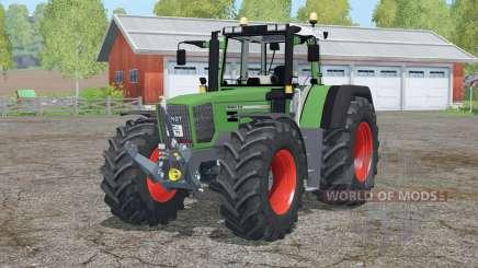 Fendt Favorit 824 Turboshift〡Öffnen von Türen und Fenstern für Farming Simulator 2015