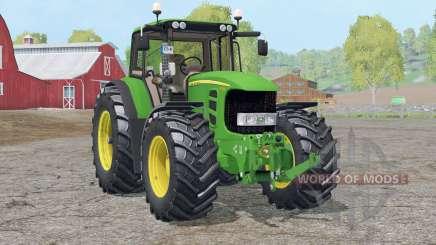 John Deere 7530 Premium〡Öffnungstüren für Farming Simulator 2015